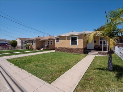 1847 W 145th Street, Gardena, CA 90249 - MLS#: SR20078189