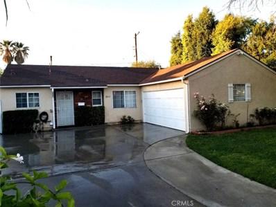 18031 Burton Street, Reseda, CA 91335 - MLS#: SR20081769