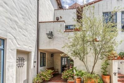 700 E Union Street UNIT 109, Pasadena, CA 91101 - #: SR20110957