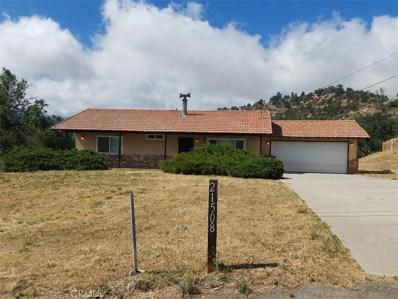 21508 Mountain Drive, Tehachapi, CA 93561 - #: SR20113068