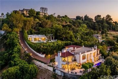 13319 Mulholland Drive, Beverly Hills, CA 90210 - MLS#: SR20114023