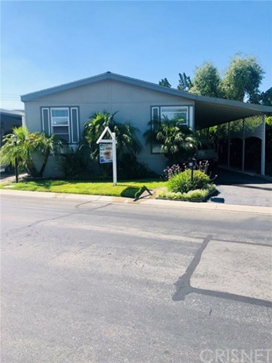 27361 Sierra Hwy UNIT 65, Canyon Country, CA 91351 - MLS#: SR20118666