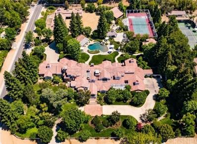 24733 Long Valley Road, Hidden Hills, CA 91302 - MLS#: SR20120215