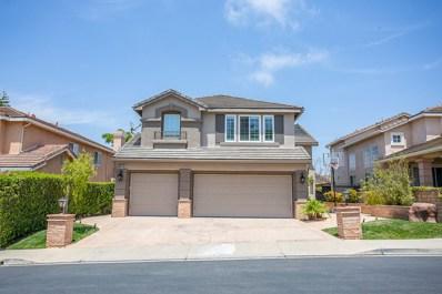 1389 Sapphire Dragon Street, Newbury Park, CA 91320 - MLS#: SR20120659