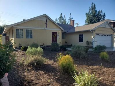 11034 Paso Robles Avenue, Granada Hills, CA 91344 - #: SR20124004