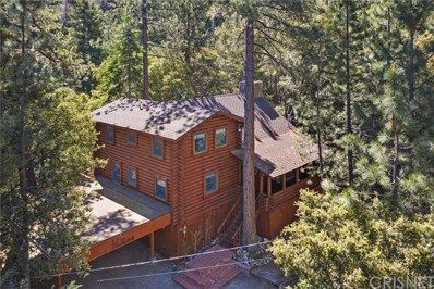 1308 Aspen Court, Pine Mtn Club, CA 93222 - #: SR20129391