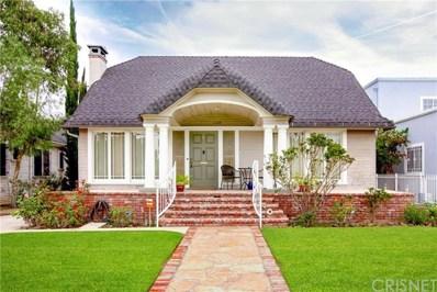 1107 S St Andrews Place, Los Angeles, CA 90019 - MLS#: SR20130346
