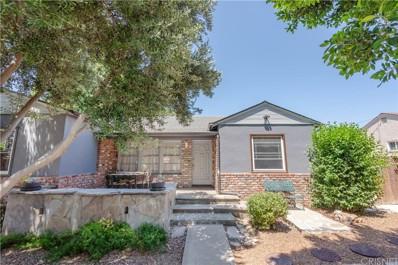 7501 Quakertown Avenue, Winnetka, CA 91306 - MLS#: SR20135502