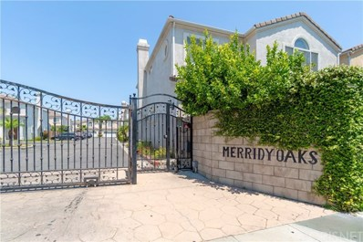 17731 Merridy Street, Northridge, CA 91325 - MLS#: SR20135933