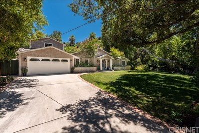 15934 Valley Vista Boulevard, Encino, CA 91436 - MLS#: SR20136982
