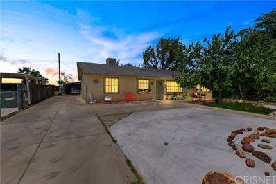 3391 Haven Street, Rosamond, CA 93560 - MLS#: SR20138734