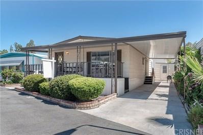 11401 N Topanga Cy UNIT 68, Chatsworth, CA 91311 - MLS#: SR20139129