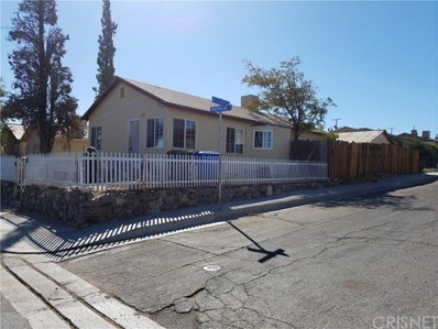536 E Fredricks, Barstow, CA 92311 - MLS#: SR20140585