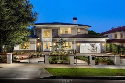 458 Woodward Boulevard, Pasadena, CA 91107 - MLS#: SR20141887