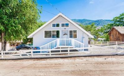 4132 Irvon, Frazier Park, CA 93225 - MLS#: SR20146814