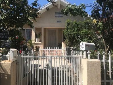 1595 W 35th Place, Los Angeles, CA 90018 - MLS#: SR20150549
