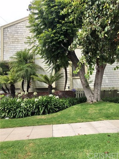 2920 11th Street UNIT 3, Santa Monica, CA 90405 - MLS#: SR20151746
