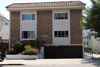 1528 Berkeley Street UNIT 4, Santa Monica, CA 90404 - MLS#: SR20154705