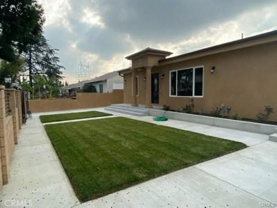 6501 Bonner Avenue, North Hollywood, CA 91606 - MLS#: SR20160301