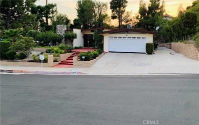 12303 Mclennan Avenue, Granada Hills, CA 91344 - MLS#: SR20166697