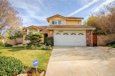 17252 Wentzel Way, Granada Hills, CA 91344 - MLS#: SR20167040