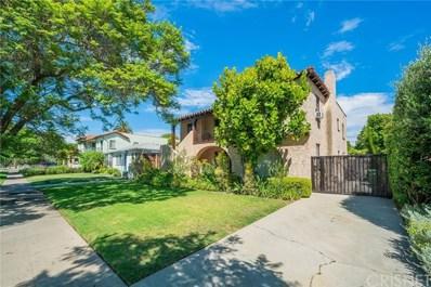1516 S Ogden Drive, Los Angeles, CA 90019 - MLS#: SR20168731