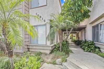18316 Hatteras Street UNIT 6, Tarzana, CA 91356 - MLS#: SR20169772
