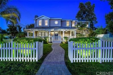 4658 Longridge Avenue, Sherman Oaks, CA 91423 - MLS#: SR20170583