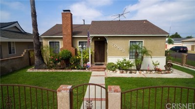 20903 Normandie Avenue, Torrance, CA 90501 - MLS#: SR20171443