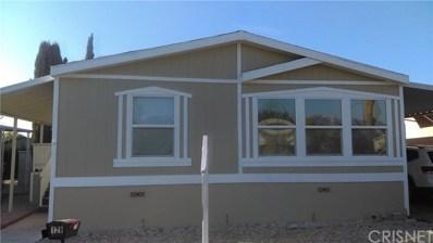 27361 sierra hwy UNIT 128, Canyon Country, CA 91351 - MLS#: SR20174035