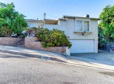 4277 Verdugo View Drive, Eagle Rock, CA 90065 - MLS#: SR20181949
