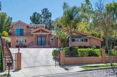 22136 Independencia Street, Woodland Hills, CA 91364 - MLS#: SR20182705