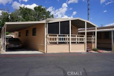 18540 Soledad Canyon Road UNIT 68, Canyon Country, CA 91351 - MLS#: SR20183478