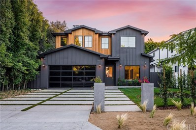4911 Agnes Avenue, Valley Village, CA 91607 - MLS#: SR20183808