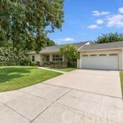 5510 Wortser Avenue, Sherman Oaks, CA 91401 - MLS#: SR20188434
