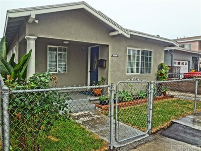 262 E Platt Street, Long Beach, CA 90805 - MLS#: SR20189450