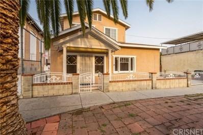 1262 N Bronson Avenue, Los Angeles, CA 90038 - MLS#: SR20189737