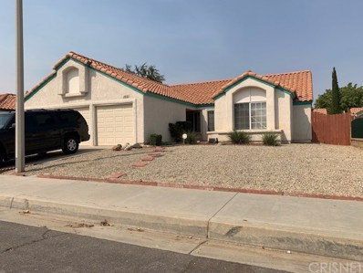 1551 Coventry Place, Palmdale, CA 93551 - MLS#: SR20190387