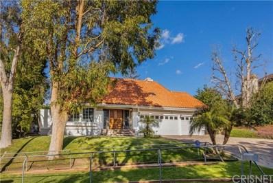 17945 Ridgeway Road, Granada Hills, CA 91344 - MLS#: SR20192023
