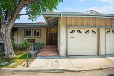 26836 Oak Branch Circle, Newhall, CA 91321 - MLS#: SR20195724