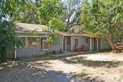 18138 Desswood, Lake Hughes, CA 93532 - MLS#: SR20201134