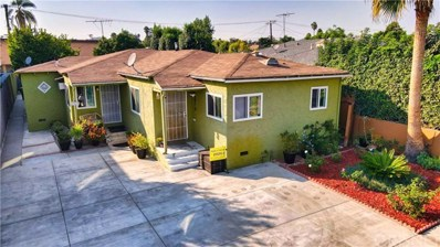 1927 S Holt Avenue, Los Angeles, CA 90034 - MLS#: SR20205548