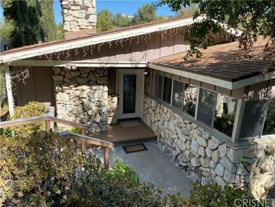 21745 Ybarra, Woodland Hills, CA 91364 - MLS#: SR20216228