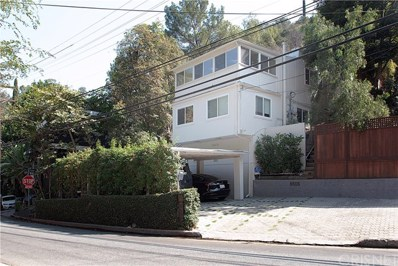 8606 Wonderland Avenue, Los Angeles, CA 90046 - MLS#: SR20217814