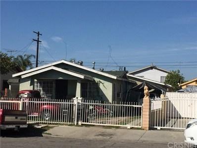 1149 E 77th Place, Los Angeles, CA 90001 - MLS#: SR20226081