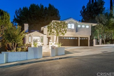 4886 Winnetka Avenue, Woodland Hills, CA 91364 - MLS#: SR20226902