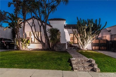 812 N Mansfield Avenue, Hollywood, CA 90038 - MLS#: SR20232357