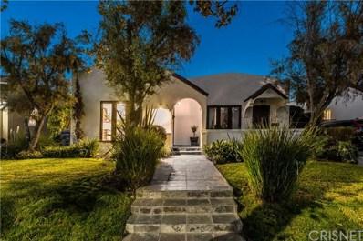 816 N Mansfield Avenue, Hollywood, CA 90038 - MLS#: SR20233061