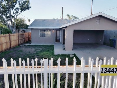 13447 Filmore Street, Pacoima, CA 91331 - MLS#: SR20235140