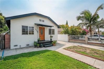 5246 Buchanan Street, Los Angeles, CA 90042 - MLS#: SR20238043
